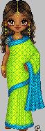 Saree by Protosuperama
