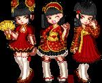 Oriental lolitas