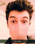 Mouthless And Noseless Shawn Mendes