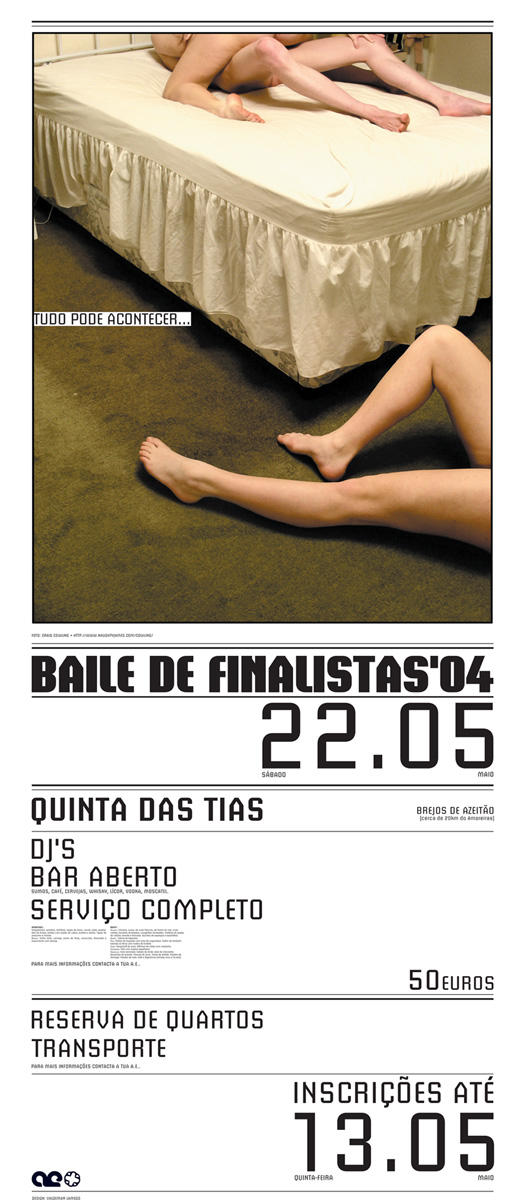 Baile de Finalistas 2004 IADE
