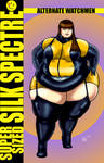 Art-Trade: Super-Sized Silk Spectre II by Ray-Norr