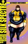 Art-Trade: Super-Sized Silk Spectre II by Ray-Norr