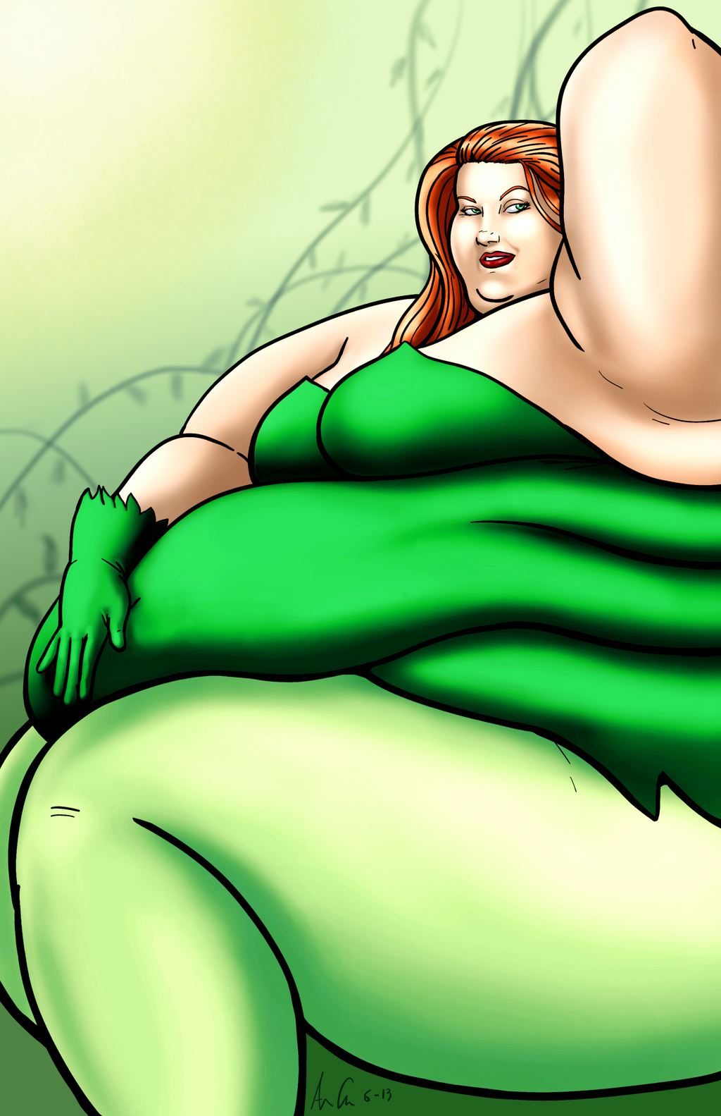 Fat Poison Ivy by Ray-Norr