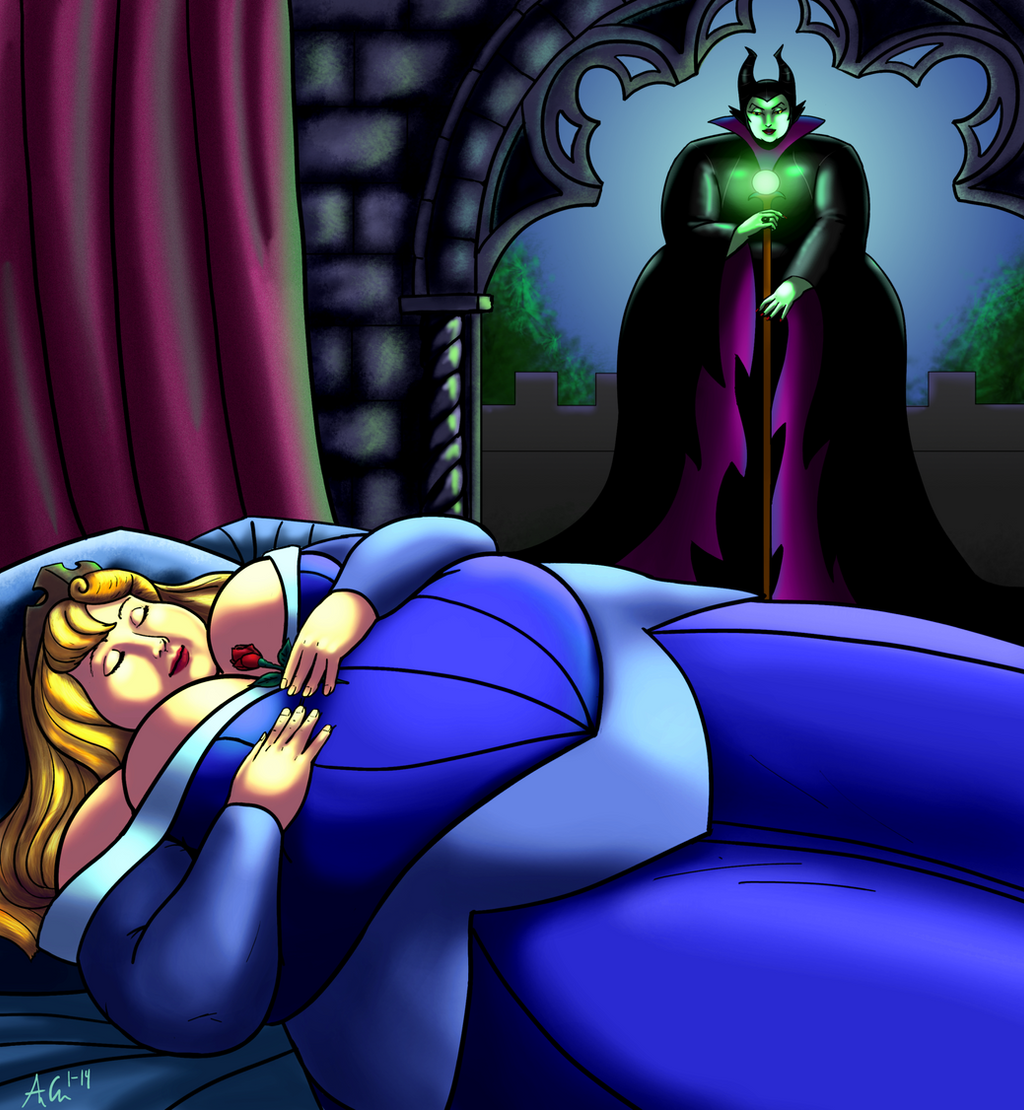 Bountiful Sleeping Beauty by Ray-Norr