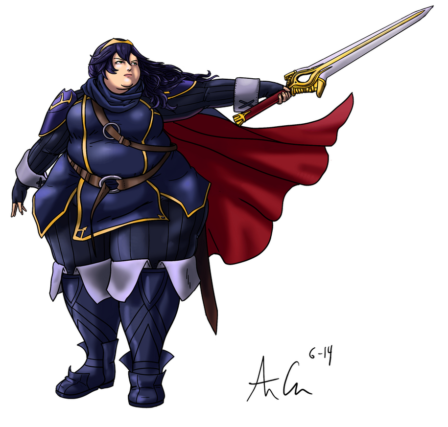 Lucina Fire Emblem Large Lucina by Ray-No...