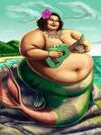 Mermaid Bae by Ray-Norr
