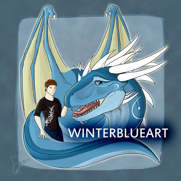 WinterBlueArt's Profile Picture