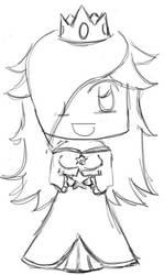 rosalina sketch