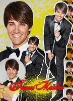 James Maslow Blend by SuperstarElevate
