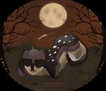 Night Looms || Deerpaw [revenge]