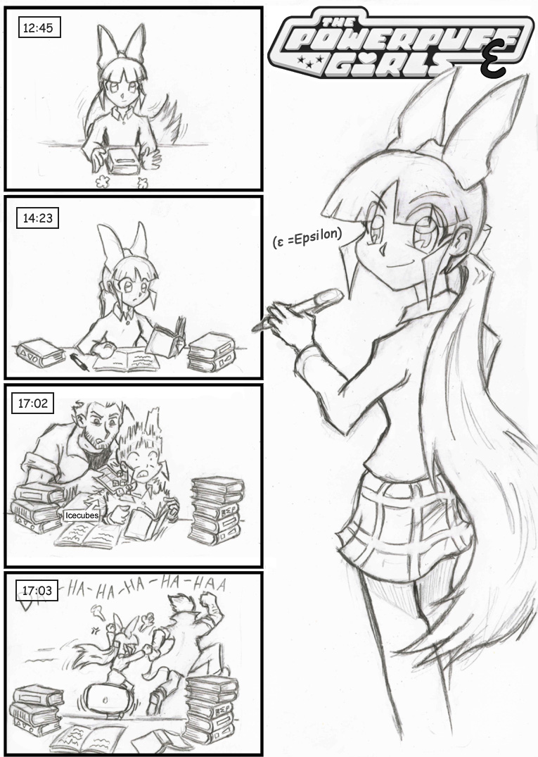 PPG Epsilon Manga - Omake 1 by emotwo