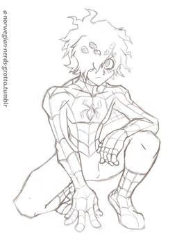 The Spectacular Spider-Deku