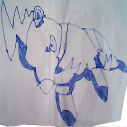 Blitzile Drawing