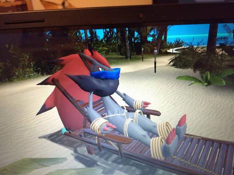 Gmod: Zoroark (capture) beach relaxation Part 2
