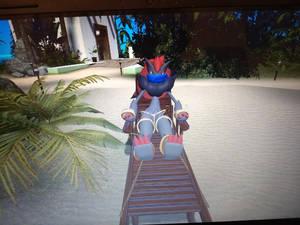 Gmod: Zoroark (capture) beach relaxation Part 3