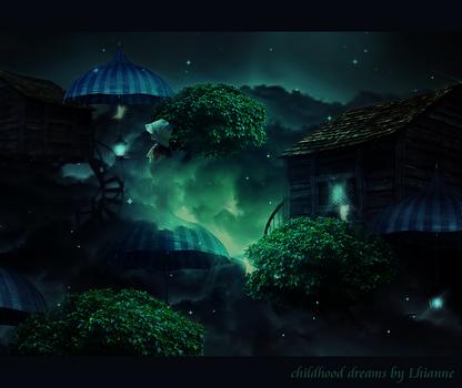 Childhood Dreams by Lhianne