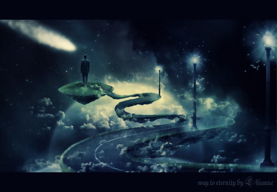 way to eternity by Lhianne