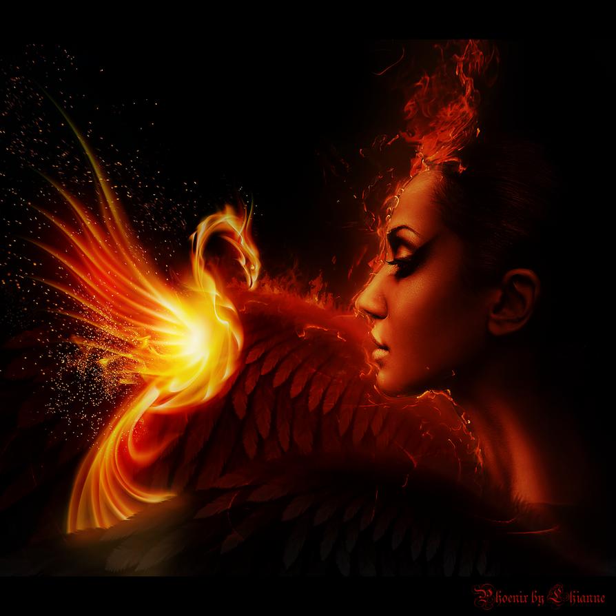 Phoenix by Lhianne