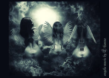 angelic music by Lhianne
