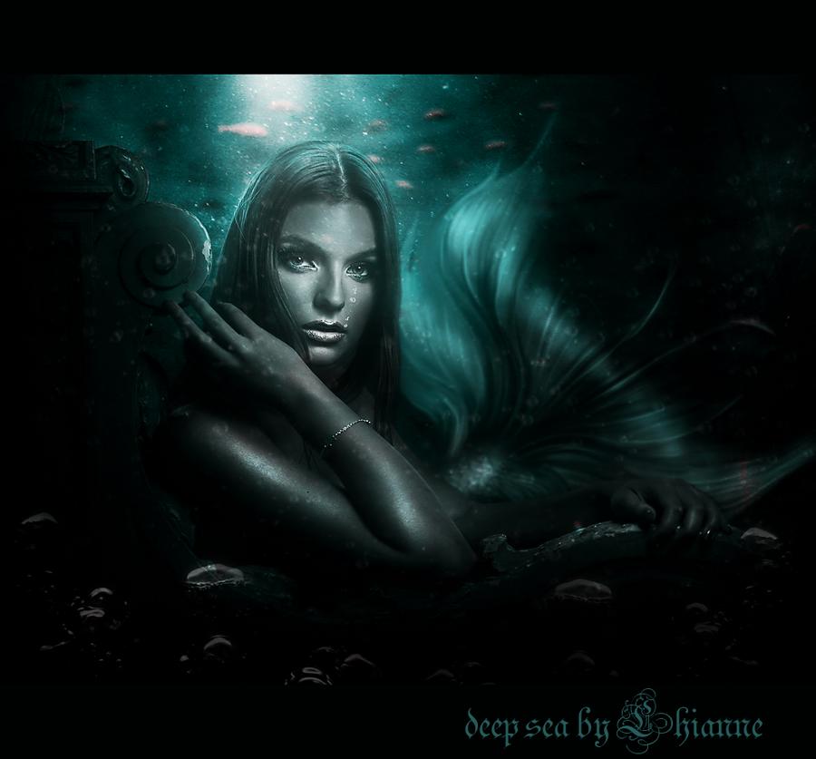 deep sea by Lhianne
