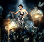 inspiring muse by Lhianne