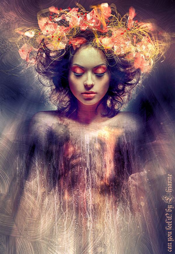 can you feel it? by Lhianne