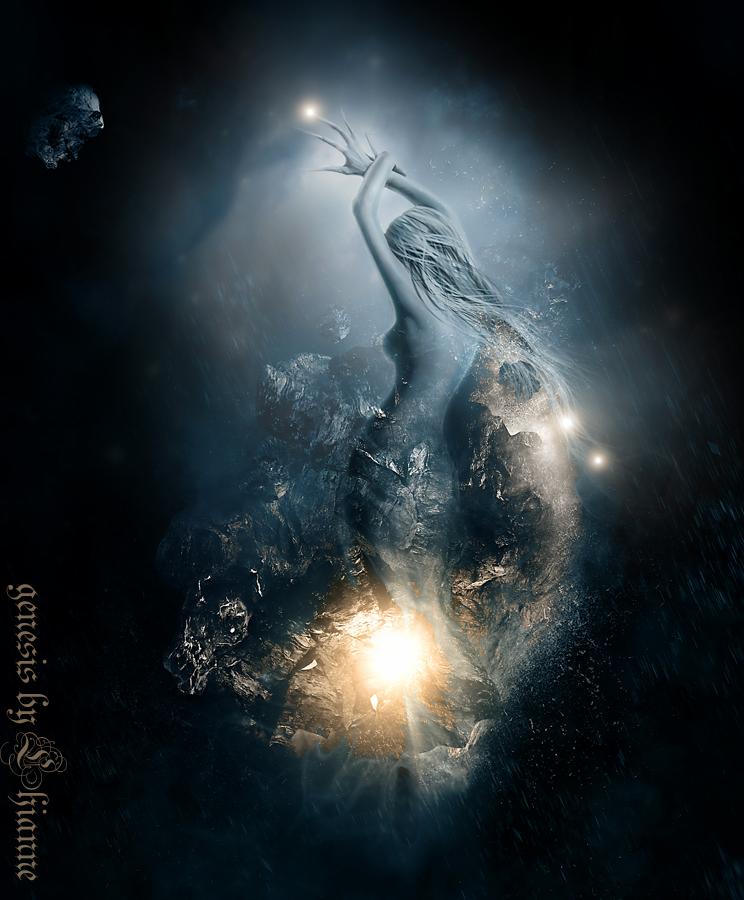 genesis II by Lhianne