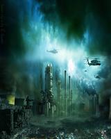 future city III by Lhianne