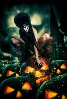 Happy Halloween by Lhianne