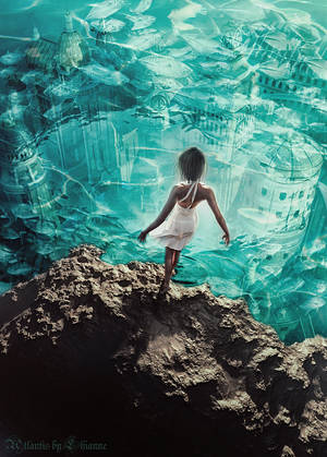 Atlantis by Lhianne
