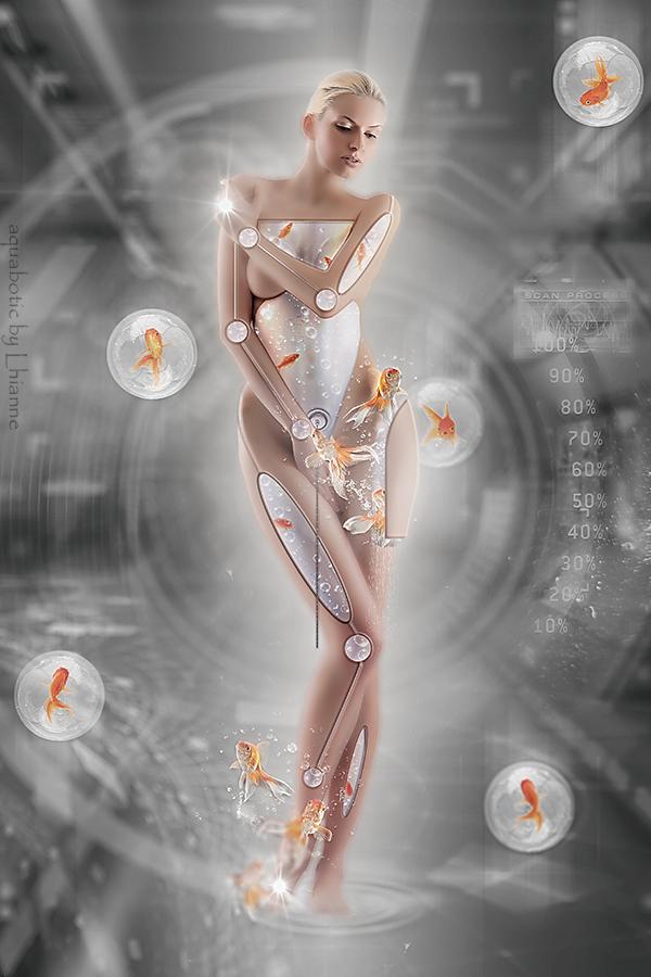 Aquabotic by Lhianne
