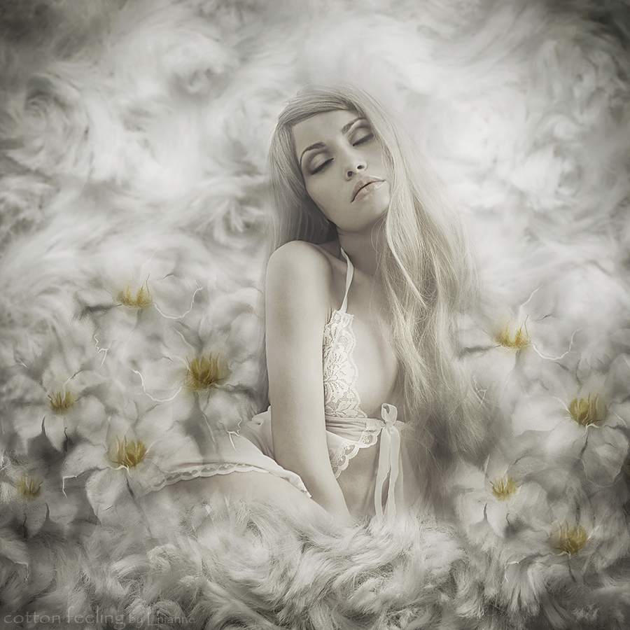 Cotton Feeling by Lhianne