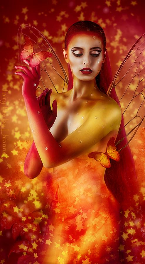 Fairy-like by Lhianne