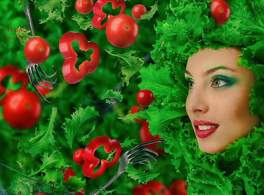 Fresh by Lhianne