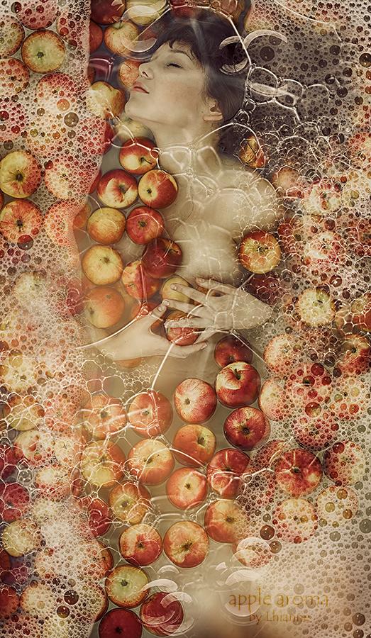 Apple Aroma by Lhianne