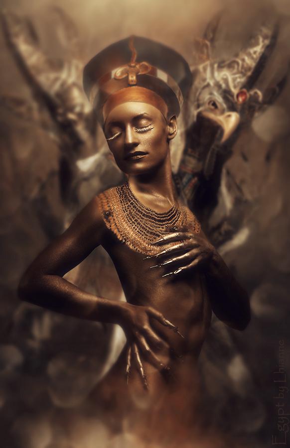 Egypt by Lhianne