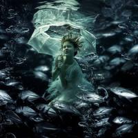 Underwater Feeling by Lhianne