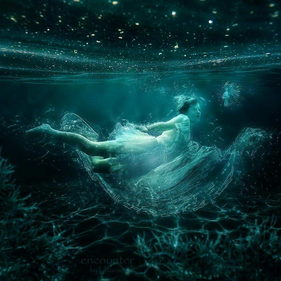 Encounter by Lhianne