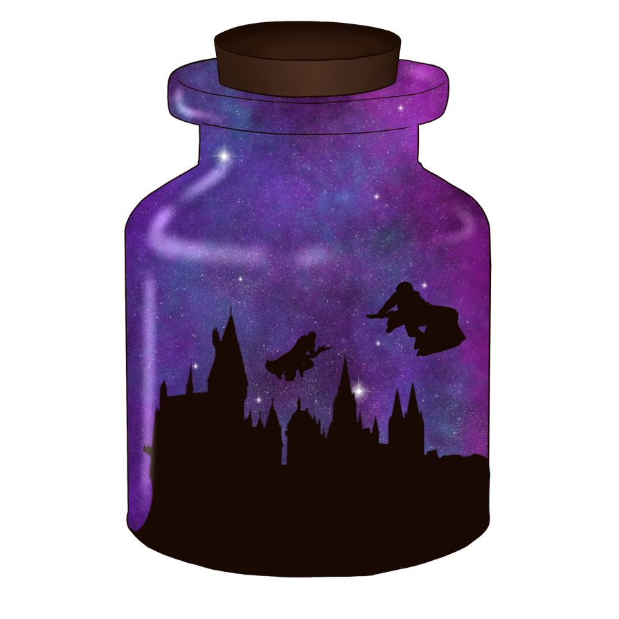 World in a jar by im-something-else