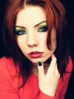 feel red. by mrzn89