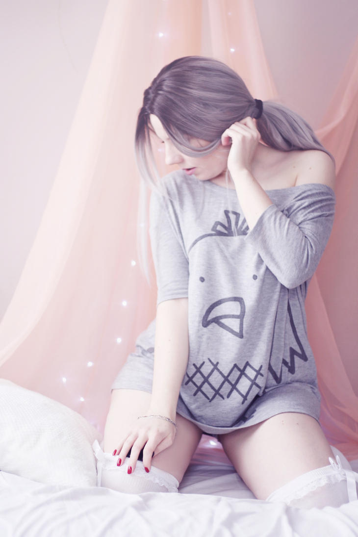 pastel and grey 6. by mrzn89