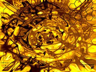 Goldrush by Fl4m3