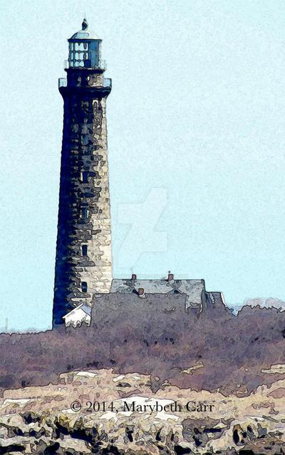 Thatcher Island Twin Light