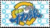 Ika Musume Stamp by Gora-Tendo
