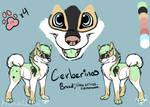 Cerberina design :by HinaUchi:
