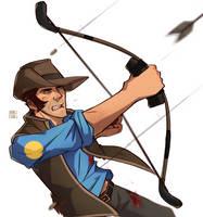 Arrow by abaresque