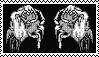 white hand stamp by AriaGrill