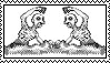 burryman stamp by AriaGrill