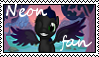Neon Lights fan stamp by AriaGrill
