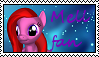 Mellody fan stamp by AriaGrill